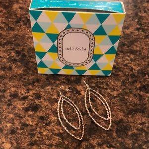 Stella & Dot Earrings Bardot Earrings